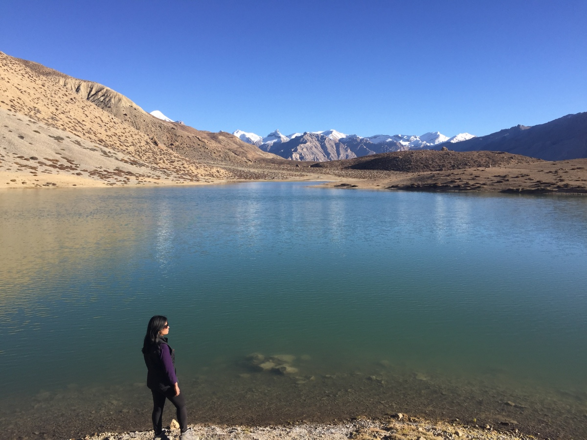 Dhankar Lake – A Melody of Peace and Solitude