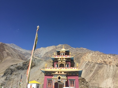 The Gompa at Gue