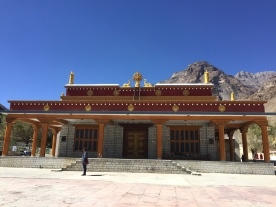 The new Gompa