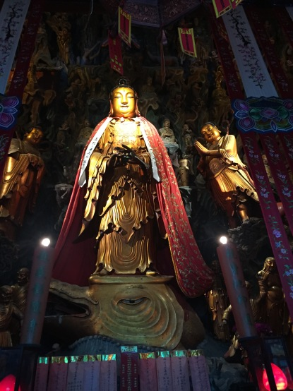 The Feminine Buddha
