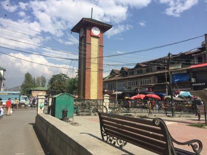 The signature Clock Tower