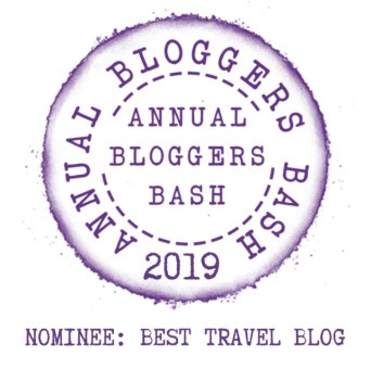 Annual Bloggers Bash Awards Nominee Best Travel Blog (edited-Pixlr)