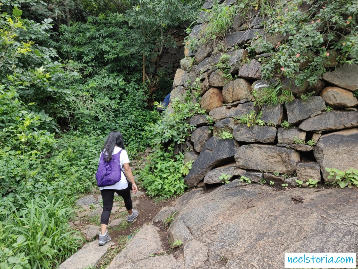 Chasing Ruins –Hutridurga
