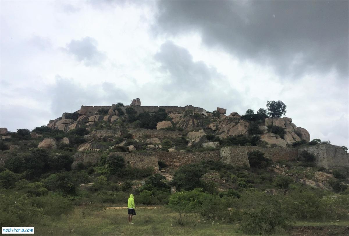 Chasing Ruins – GummanayakaFort